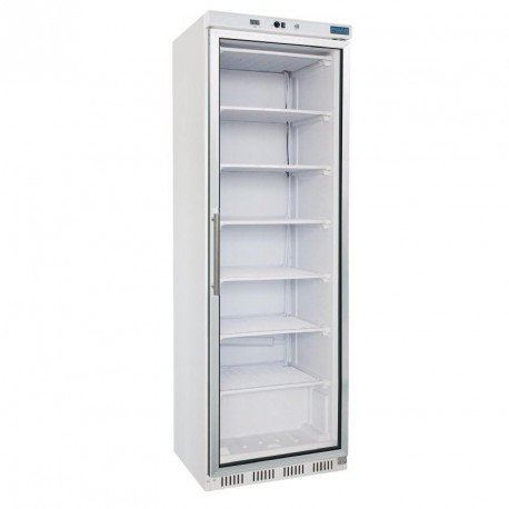 Polar CB921 Display Glas Tür Gefrierschrank, 365 l