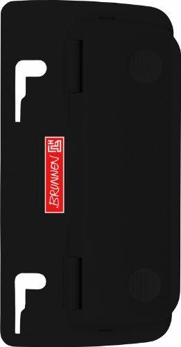 Brunnen Colour-Code Locher (Büro) Taschenlocher schwarz