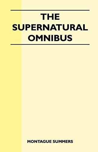 The Supernatural Omnibus Cover Image