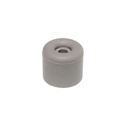 1 Stück Gummi-Türpuffer ohne Metallöse 40 x 40 mm, rot 352310