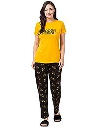 FUNDAY FASHION Cotton Pyjama Set for Women/Night Suit for Women and Girls/Nightwear/Sleepwear/Loungewear for Women & Girls