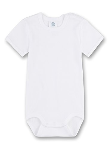 Sanetta Body 1/2 Arm m.Motiv FR 320500, White, 50