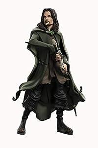 Weta Collectibles- Mini Epics Figura Coleccionable Aragorn, El Señor de los Anillos, Multicolor (Weta Workshop 865002518WETA)