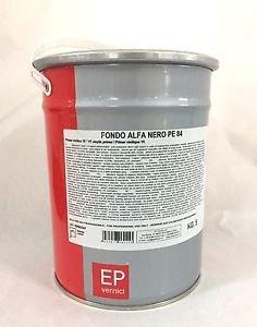 FONDO/PRIMER VINILICO 1K NERO 5KG PER (Industria Primer)