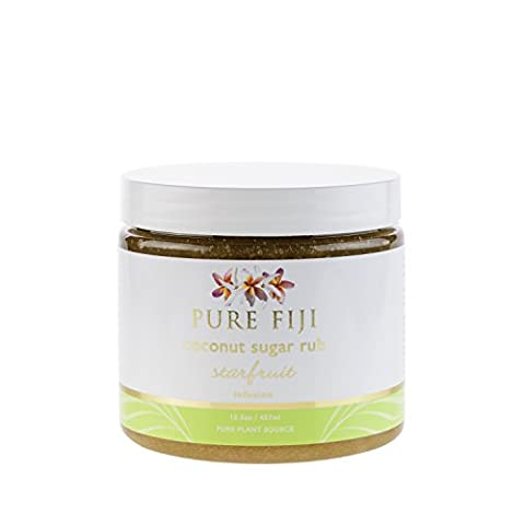 Pure Fiji Sugar Rub - Starfruit 15.5 fl oz by Pure Fiji