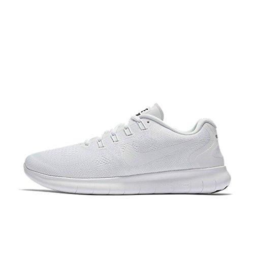 880839 100|Nike Free RN 2 Laufschuhe Weiss|43