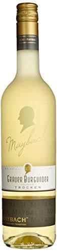 Maybach Grauer Burgunder QbA trocken  (6 x 0.75 l)