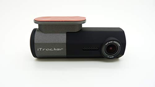 iTracker DC-100 WiFi Autokamera Full HD Dashcam Carcam Dash-Cam