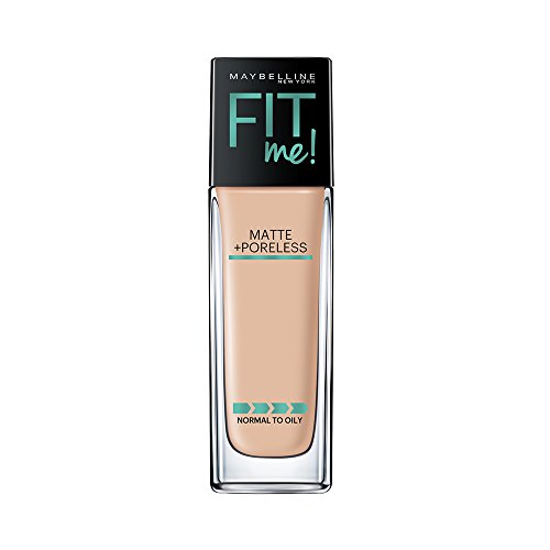 Maybelline - Fit Me Matte + Poreless Foundation 120 Classique Ivoire - 1 fl. onces. (30 ml)
