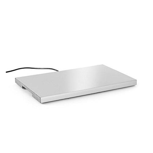 Hendi 209509 Warmhalteplatte, Aluminum