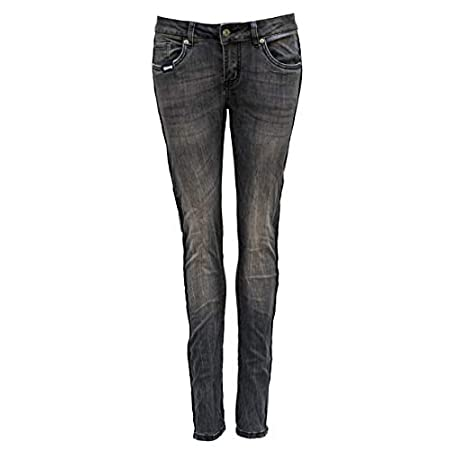 Blue Monkey Jeans Damen Honey BM-10025 Grey