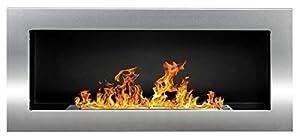 Beschreibung: Gewicht: ca. 10-15 Kg Brenndauer (je nach Brennstoff und Stärke der Sauerstoffzufuhr): 1 - 3 Stunden Heizleistung ( je nach Brennstoff und Stärke der Sauerstoffzufuhr): 1,5 bis 3 kW Material: Stahl Technische Daten ca.: 120 cm Kamine: B...