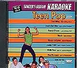 """CD(G) Karaoké Singer's Dream Teen Pop Vol. 01"""" (Livret Paroles Inclus) [Import USA]"""
