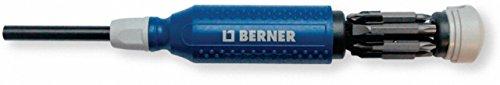 Berner 123591 Schraubendreher Blau