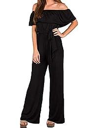 Amazon.fr   combinaison pantalon chic   Vêtements 72f38f24881