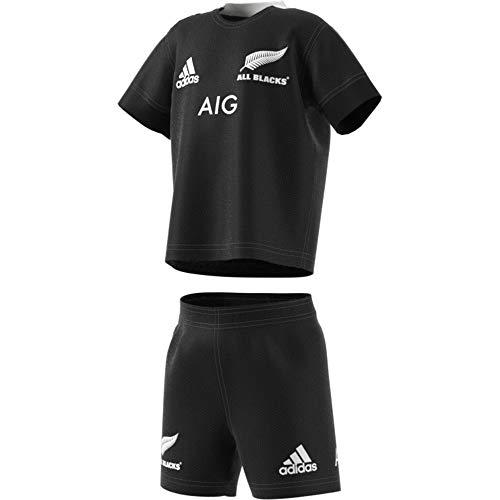 Ensemble-kit (adidas Ensemble Kid Domicile All Blacks Infants Kit)