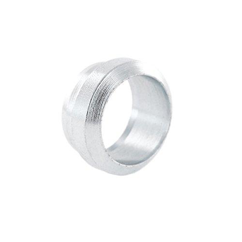 Preisvergleich Produktbild 5x Schneidring für Schneidringverschraubung Stahl verzinkt - DPR 8 L / S - 8 mm