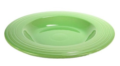 Fiesta 12-Inch Pasta Bowl, Shamrock by Homer Laughlin (Geschirr Fiesta Shamrock)