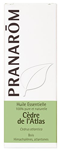 Pranarom - Cedor del atlas 10 ml - Aceite Esencial Natural