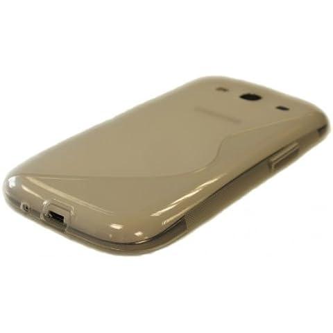 S-Line Design custodia guscio in silicone per Samsung Galaxy S3