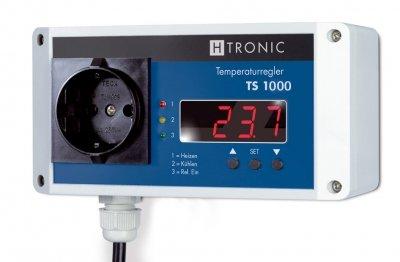 H-Tronic TS 1000 Temperaturschalter -55 bis 850 °C 3000 W