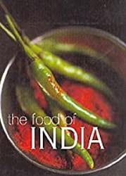 The Food of India (Illustrated Book)