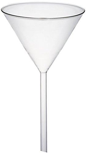 neolab S de 7049Cristal Embudo 120mm de diámetro, longitud del mango 120mm