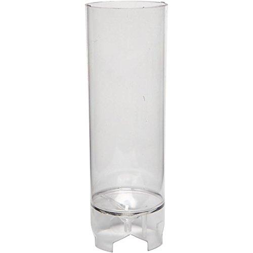 Moule pour bougie, dim. 185x70 mm, Cylindre, 1 pièce