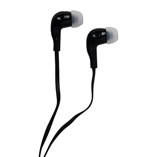 Soroo C2c In Ear Black Wired Earphones Without Mic 3.5mm Headset For Samsung, Apple, Oppo, Vivo, Motorola, Micromax, HTC, Intex, Lenovo, Redmi, Sony, Spice, Nokia (Black)  available at amazon for Rs.139