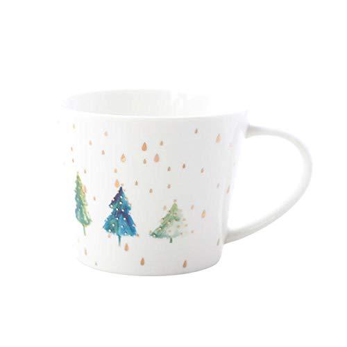 Mütter Haferflocken (Schöne Tassen Für Frauen,Tea Cupkeramiktasse, Zu Hause Übergroße Tasse, Frühstück Haferflocken Tasse, Becher Große Kapazität@B_501-600 Ml,Teetasse,Mutters Geschenk)