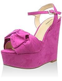 73cebbc588d Amazon.es  sandalias fucsia  Zapatos y complementos