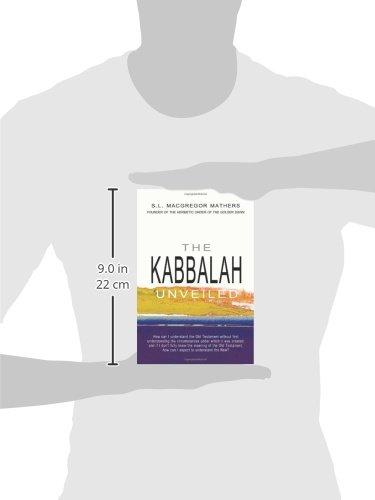 The Kabbalah Unveiled: Volume 1