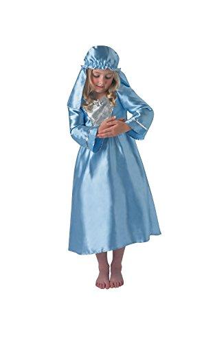 Für Kleinkind Ups Kostüm - Rubie 's Offizielles Kind 's Krippe Mary Christmas Kostüm-Kleine