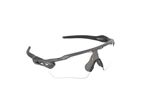 Oakley Radar EV Path OO9208-13 (steel/clear black iridium photochromic activated)