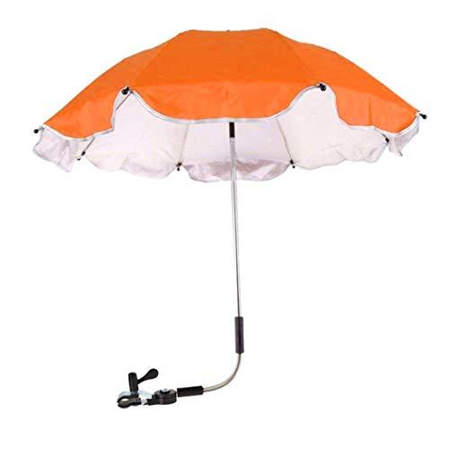 TINGSU_Regenschirm, Kinderwagen, Sonnenschirm für Sonnenschirm, Regenschutz, UV-Strahlen,...