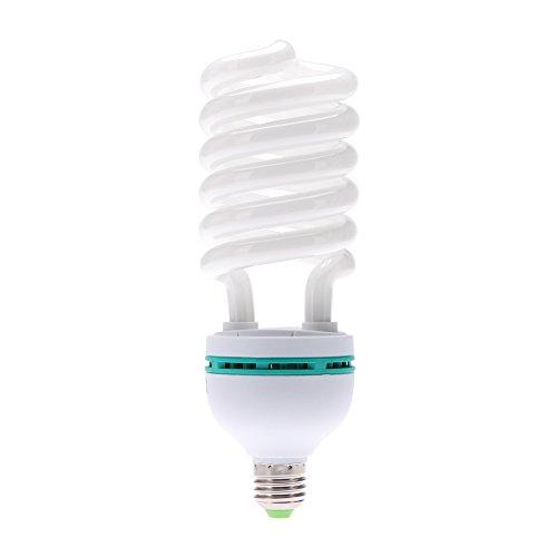 Andoer E27 170-250V 115W 5500K Fotostudio Bulb-Videoleuchte Fotografie Tageslichtlampe