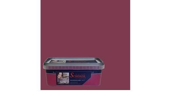 Colore Pareti Bordeaux : Wilckens colore parete semplice bellissimo colore mondi 1 l himml