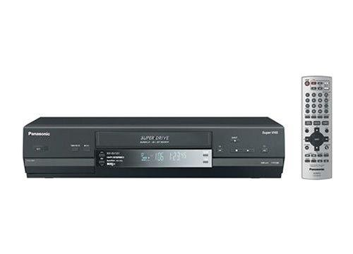 Panasonic NV-SV 121 EG-K S-VHS-Videorecorder schwarz gebraucht kaufen  Wird an jeden Ort in Deutschland