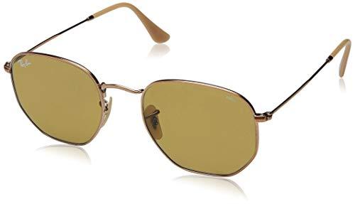 Ray-Ban Herren Mod. 3548N Sonnenbrille, Pink, 54
