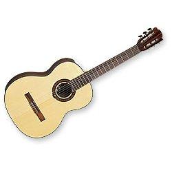 Lag OC400 - Occitania guitarra clasica natural abeto