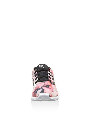 adidas Originals Zx Flux Jungen Sneakers Negro / Rosa / Blanco