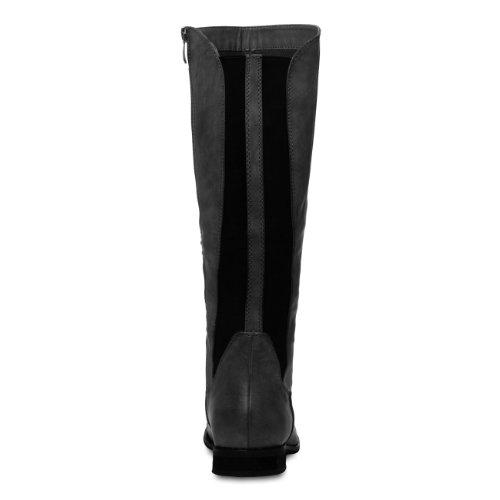 CASPAR Taschen & Accessoires, Stivali donna Nero (nero)