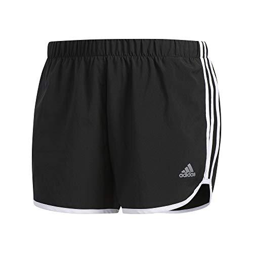 adidas Damen M20 W Sport Shorts, Black/White, S/3 Zoll