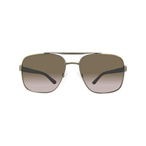 Michael Kors Unisex-Erwachsene MK1016 Sonnenbrille, Braun, 6