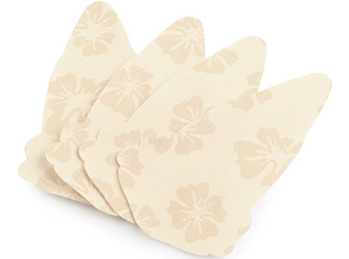 Merry Style Selbstklebende All Up Pflaster Doppelpack PS03 (Beige, B)