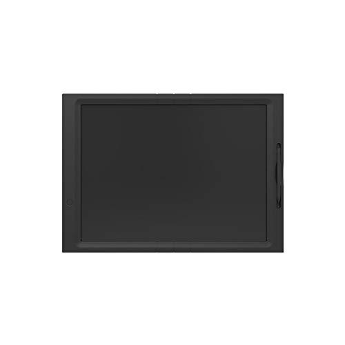20-Zoll-Grafiktablett (A3-Format) progressive Strichstärke, wiederverwendbar, zum Zeichnen, Schreiben, Notizen und Memo, Zahlen, Stencil Gift (Black)