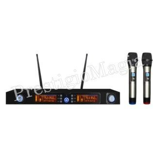 Karma Kit Microf. Set-7822 UHF 100C. 2...