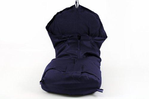 Preisvergleich Produktbild Dimo-Tex Thermo Kinderwagensack, navyblau