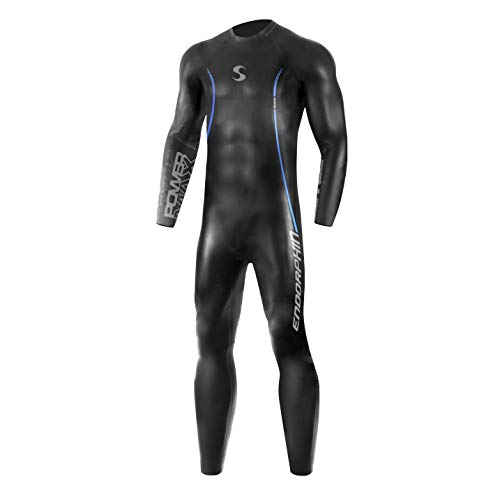 4d611fc6712 Traje de triatlón Synergy Endorphin, para hombre, manga larga, suave, de  neopreno