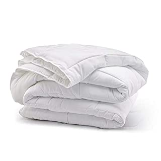 rejuvopedic All Seasons 15 Tog (10.5 + 4.5) DOUBLE Size Goose Feather & Down Duvet Quilt, 25% DOWN / 75% Feather
